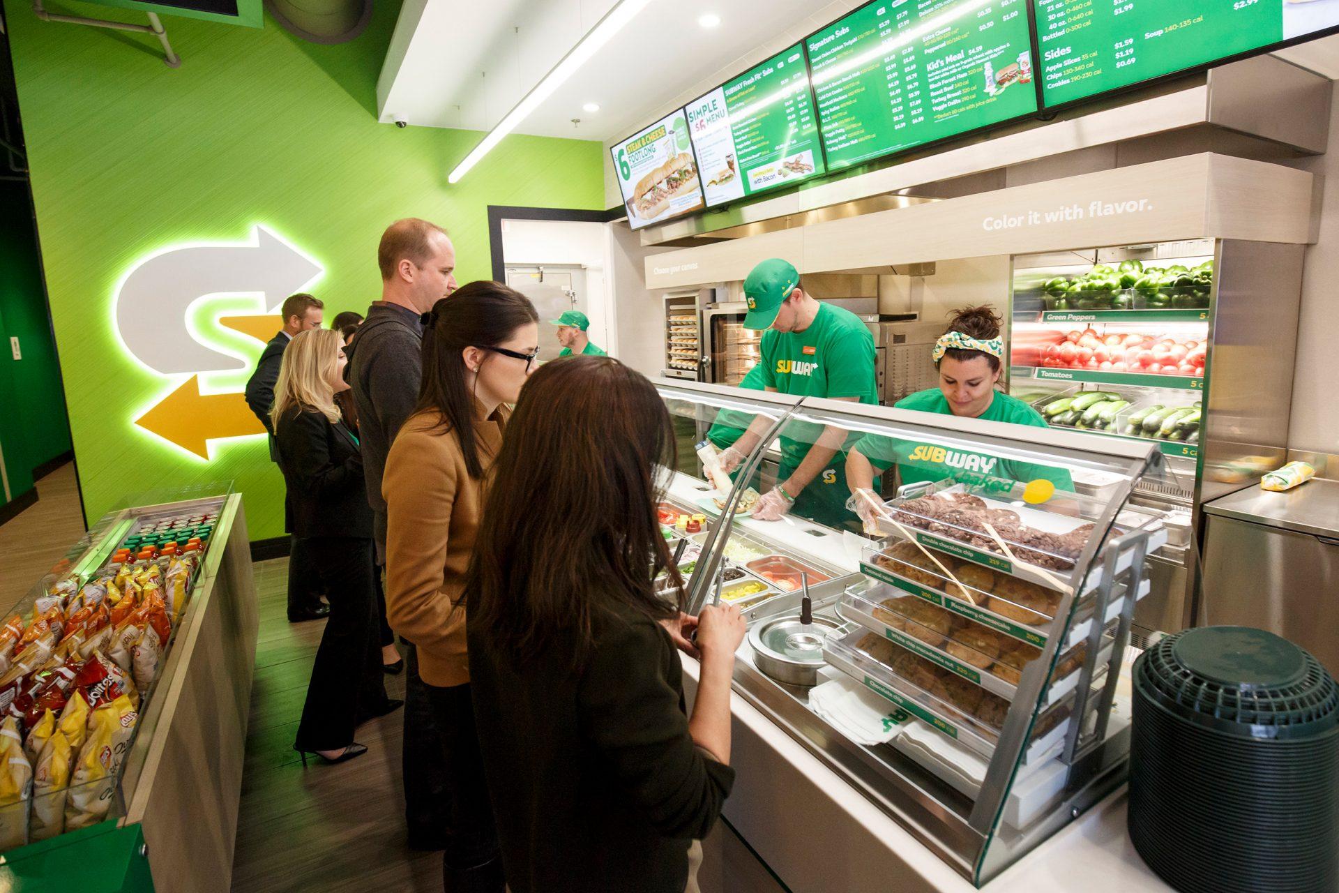 Subway®-franchisetagarna Bart och Marissa Deschynkel – paret som bildade ett dream team
